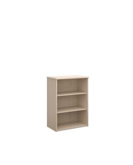 2 Shelf Economy Bookcase - 1200mm - Maple