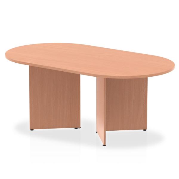Meeting table - 1800mm x 1000mm - Beech