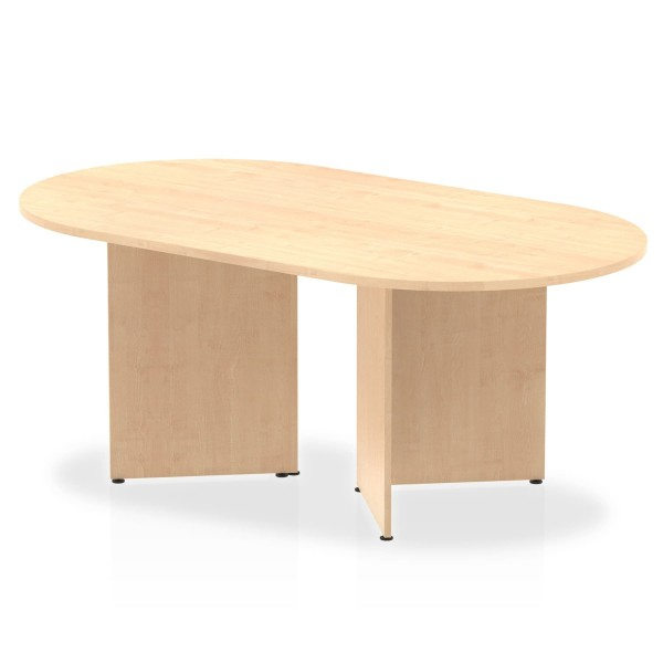 Meeting table - 1800mm x 1000mm - Maple