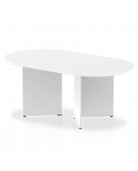 Meeting table - 1800mm x 1000mm - White