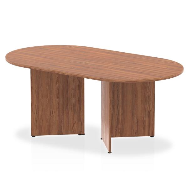Meeting table - 1800mm x 1000mm - Walnut