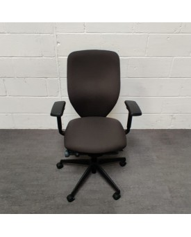 Boss Design Lily Grey Task Chair- Fully Adjustable