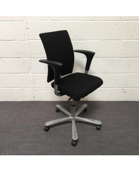 Orangebox Black Task Chair