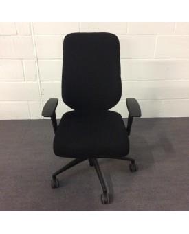 Black Boss Design Task Chair