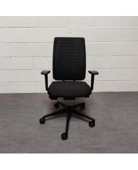 Girsberger Black Task Chair