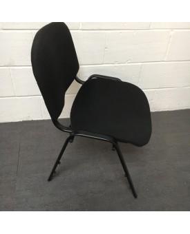 Black Static Chair
