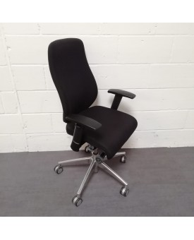 Boss Design Black Task Chair- Fully Loaded