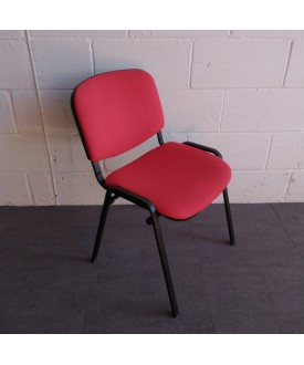 Red Static Chair