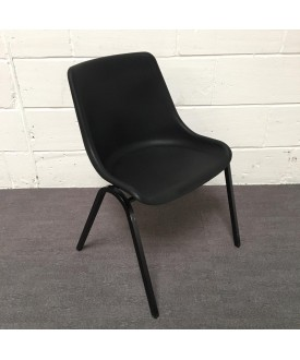 Black Static Chair