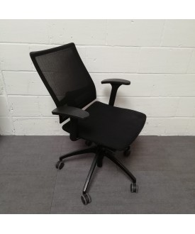 Sedus Black Designer Task Chair