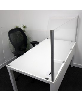 Deluxe acrylic desk screen- 1400 x 800