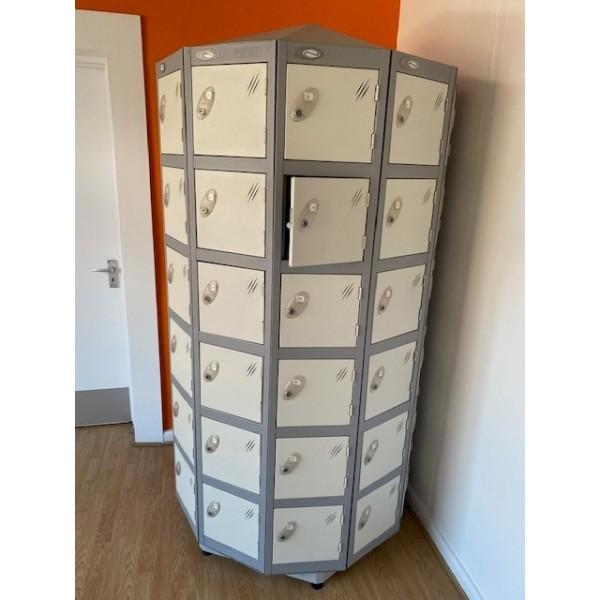 Probe PODBOX Space Saving Locker - 66 Users