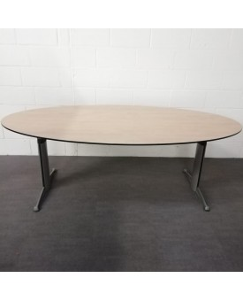 Maple meeting table- 2200 x 1200