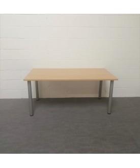 Beech meeting table- 1800 x 800