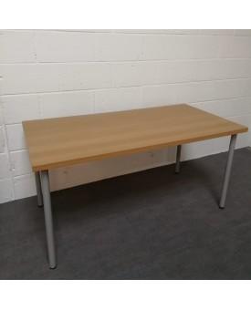 Oak meeting table- 1570 x 750