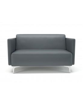 Napa Slim Arm 125cm Wide Sofa - Cristina Ultima