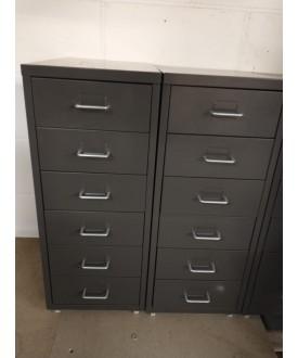 Mini Filing Cabinet - 660 high