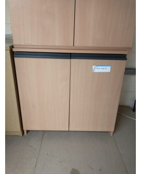 Beech cupboard- 720 x 500 x 760