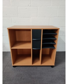 Beech mobile storage unit
