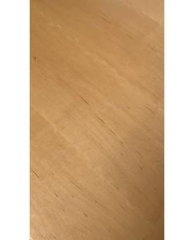 Dark Maple 3 Door Cupboard