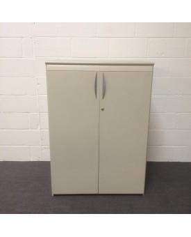 Metal storage cupboard- 580d x 950w x 1340h