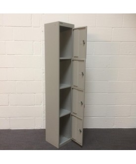 Bisley locker unit