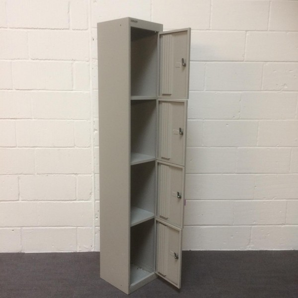 Bisley locker unit