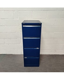 Coffee and Cream Filing Cabinet- 4 Drawer