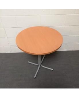 Circular 700 beech table