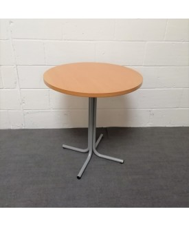 Circular 700 beech table