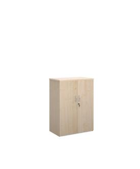 2 door 1200 mm economy cupboard - Maple