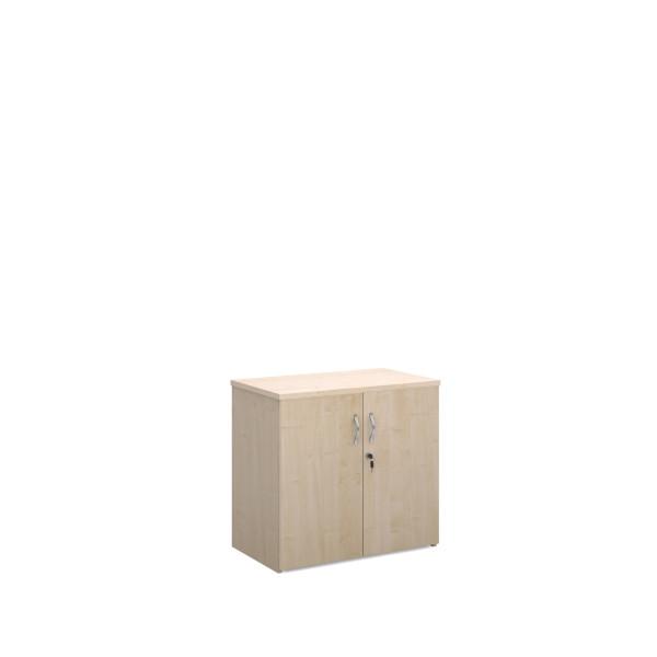 2 door 800 economy cupboard - Maple