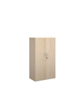 Economy 2 Door Cupboard - 1600mm - Maple