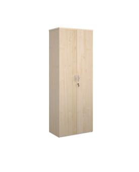 Economy 2 Door Cupboard - 2000mm - Maple
