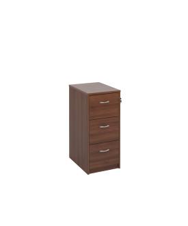 3 drawer economy filing cabinet- Walnut
