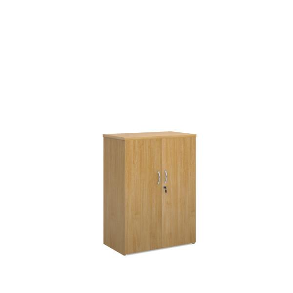 2 door economy 1200mm cupboard- oak
