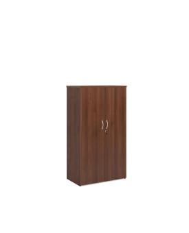 Economy 2 Door Cupboard – 1600mm- Walnut