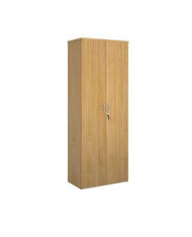 Economy 2 Door Cupboard – 2000MM-Oak