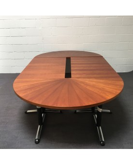Mahogany meeting table