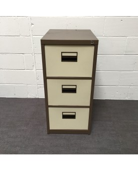 Filing cabinet- 3 drawer